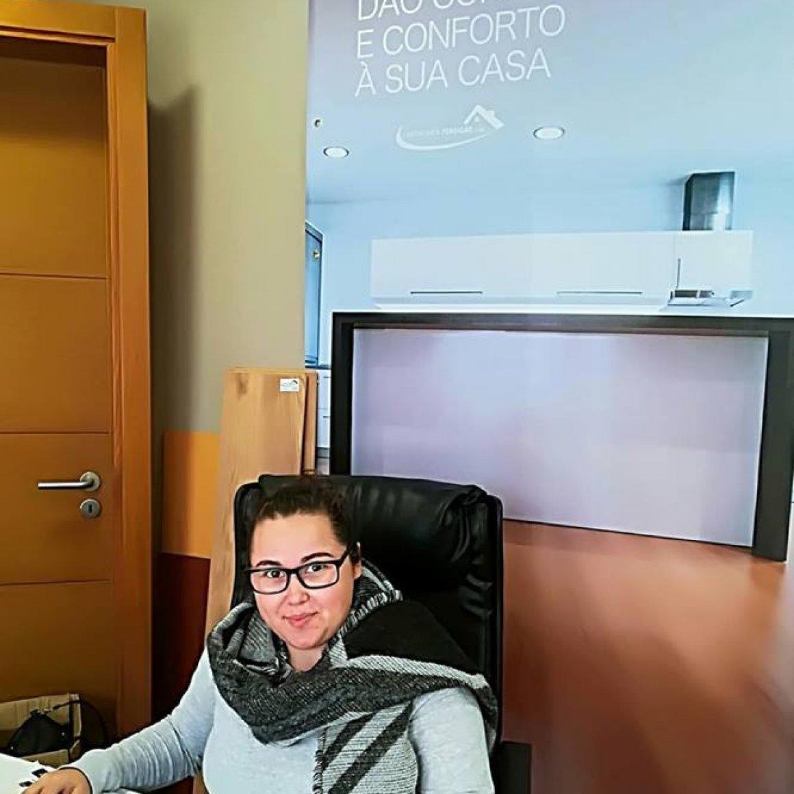 Sara Sousa - Administrativa